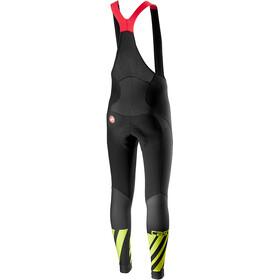 Castelli LW Bib Shorts Heren geel/zwart